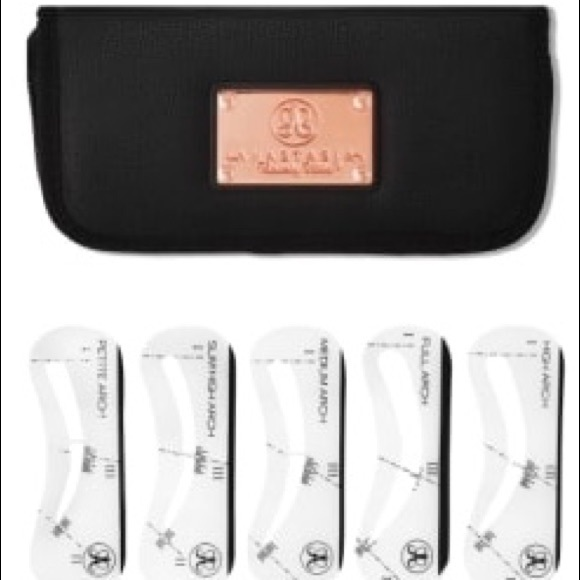 Anastasia Beverly Hills Other - Anastasia Beverly Hills Brow Kit Case and Stencils